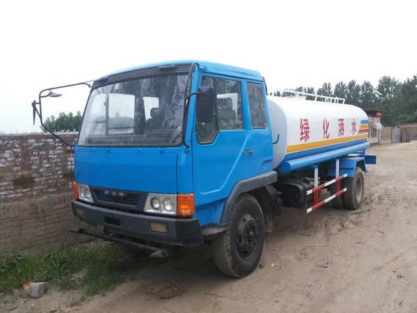 厂家急售一批2至25吨二手洒水车全国包送