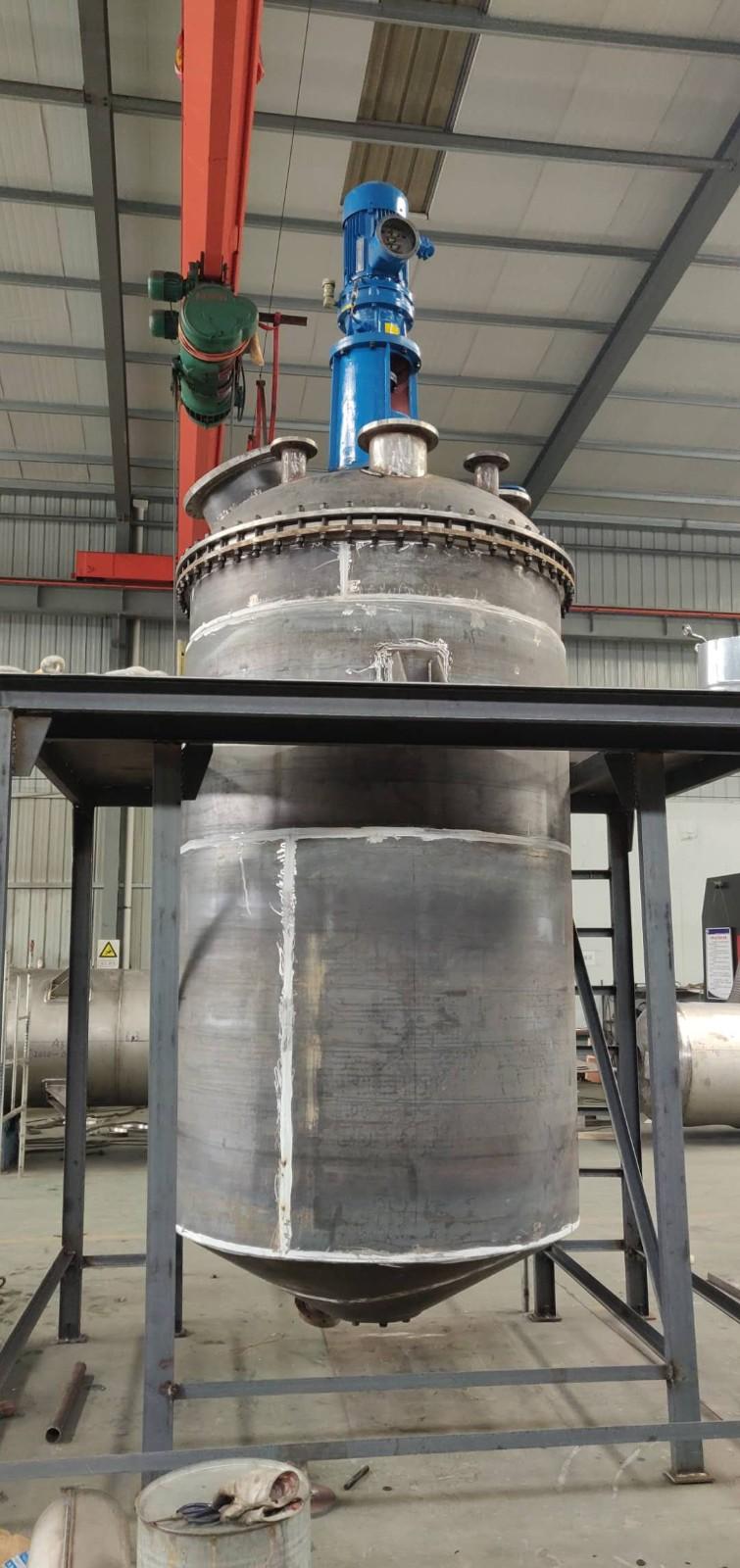 反应釜、塔器类设备