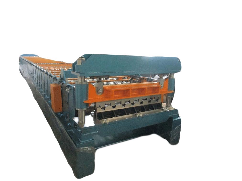 供应全自动钢楼板机/楼层板压型机设备/定制压瓦机