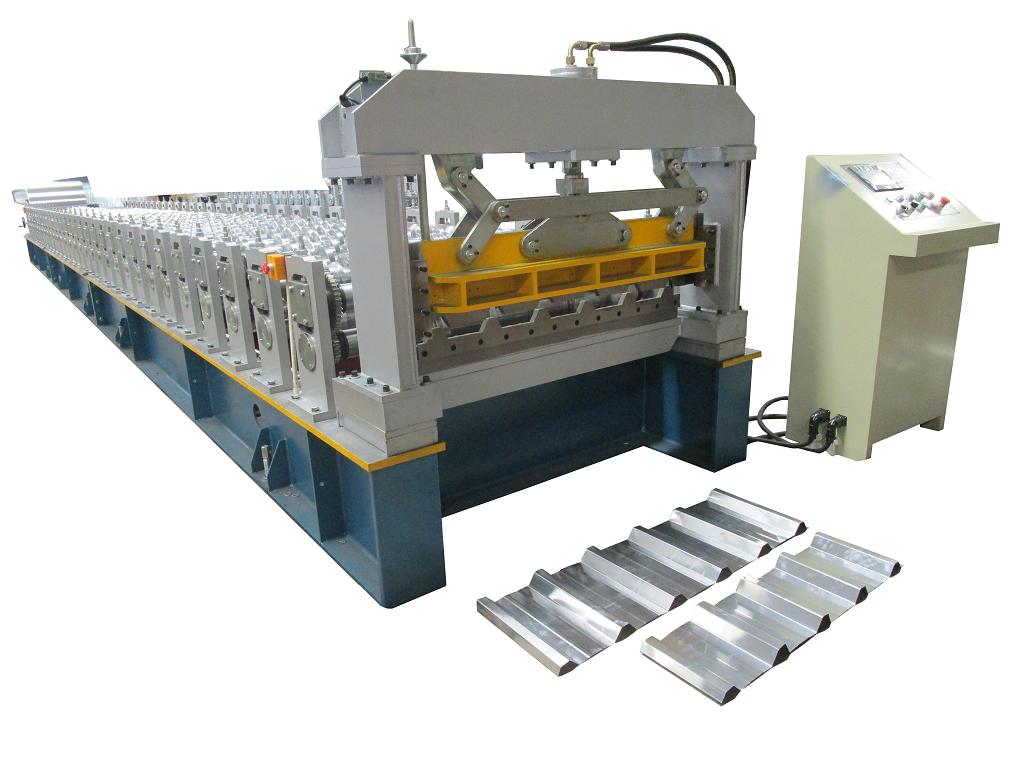 供应自动彩钢压瓦机/金属成型机设备/定制加工压瓦机