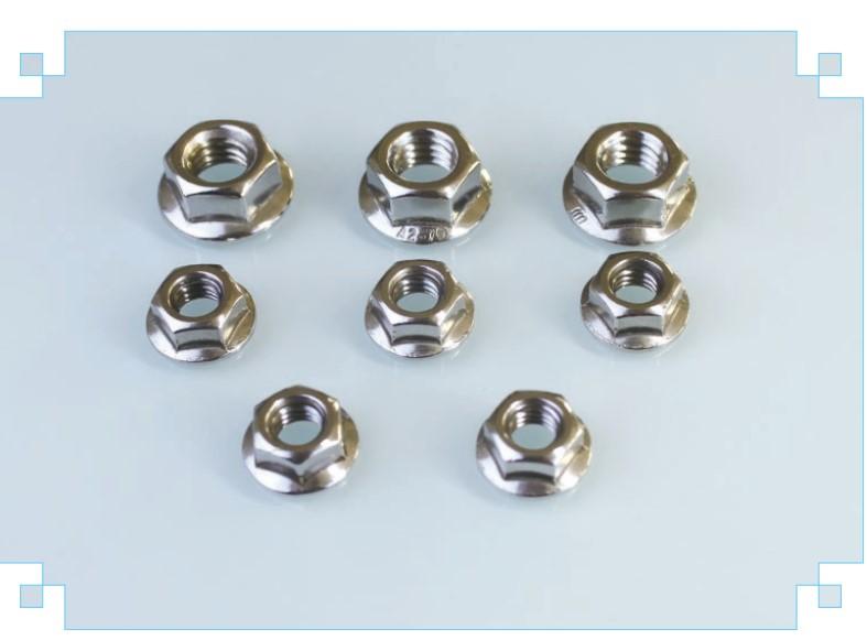 机械设备型材配件法兰螺母