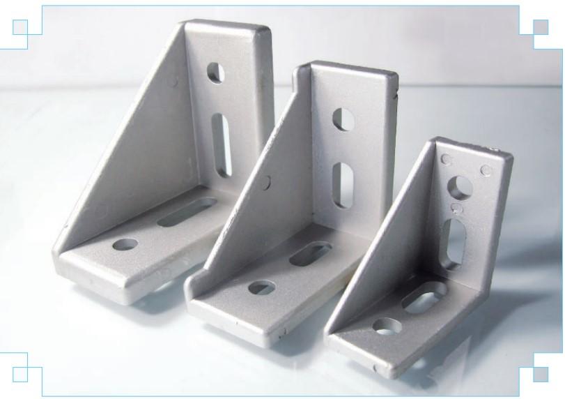 压铸铝合金角件铝型材外连接件