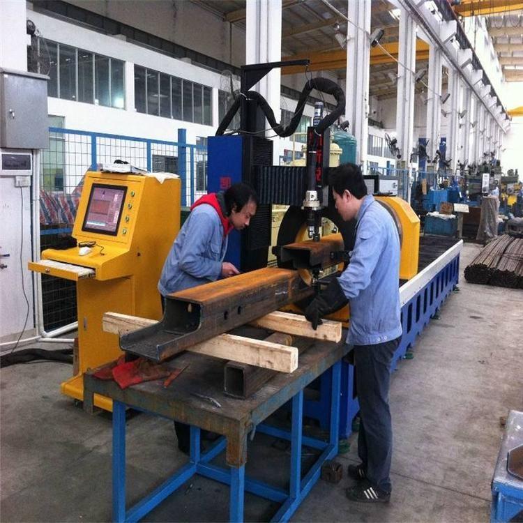 不锈钢圆管相贯线切割机 相贯线切割机厂商