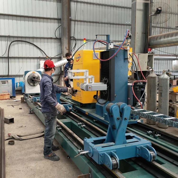钢材相贯线切割机 多功能相贯线切割机