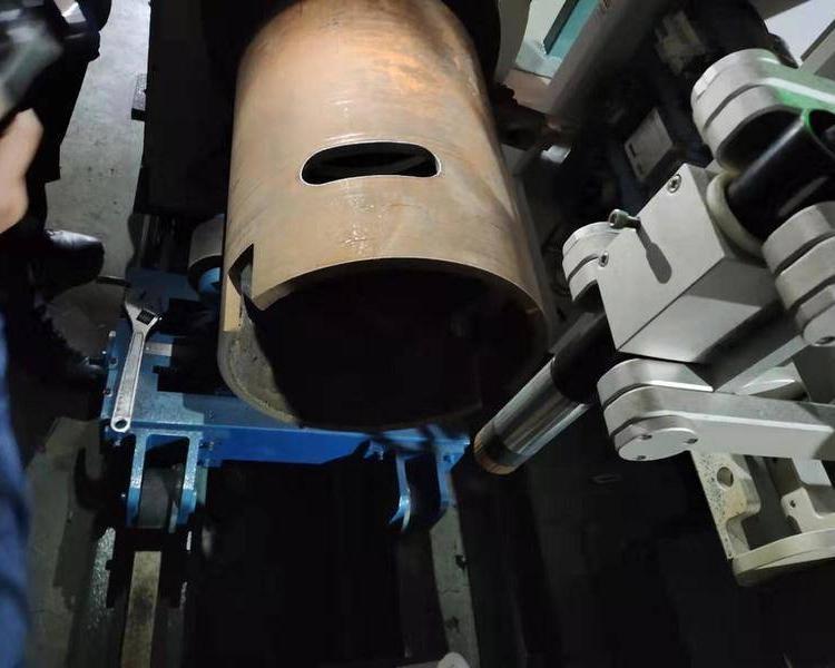数控管材相贯线切割机 山东圆管切割设备 管材切割光滑