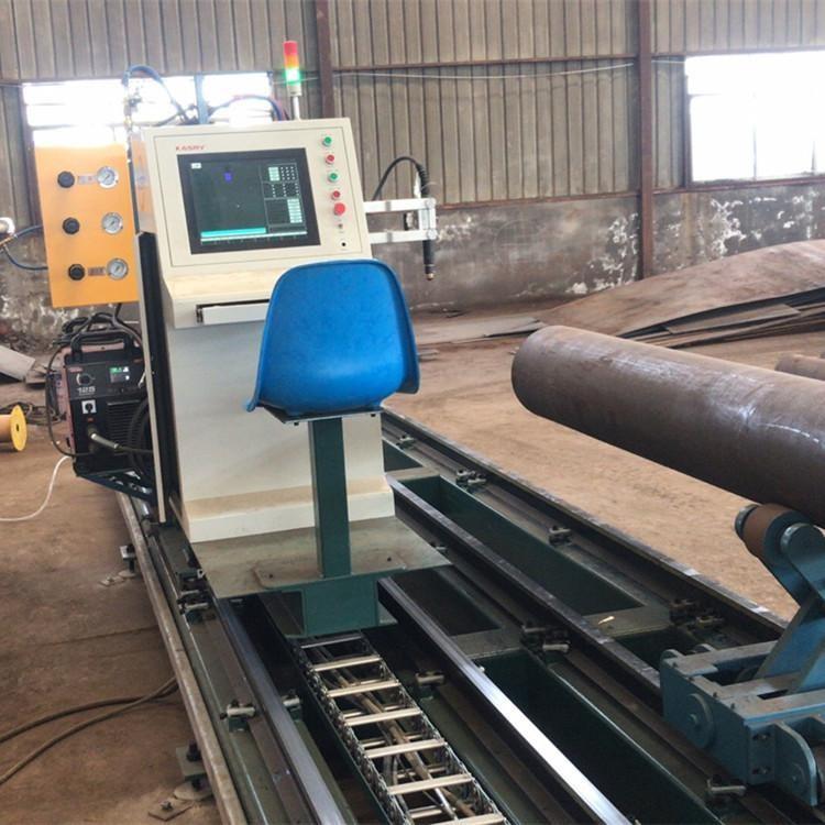 管材切割设备厂家 数控式圆管切割机 等离子切割