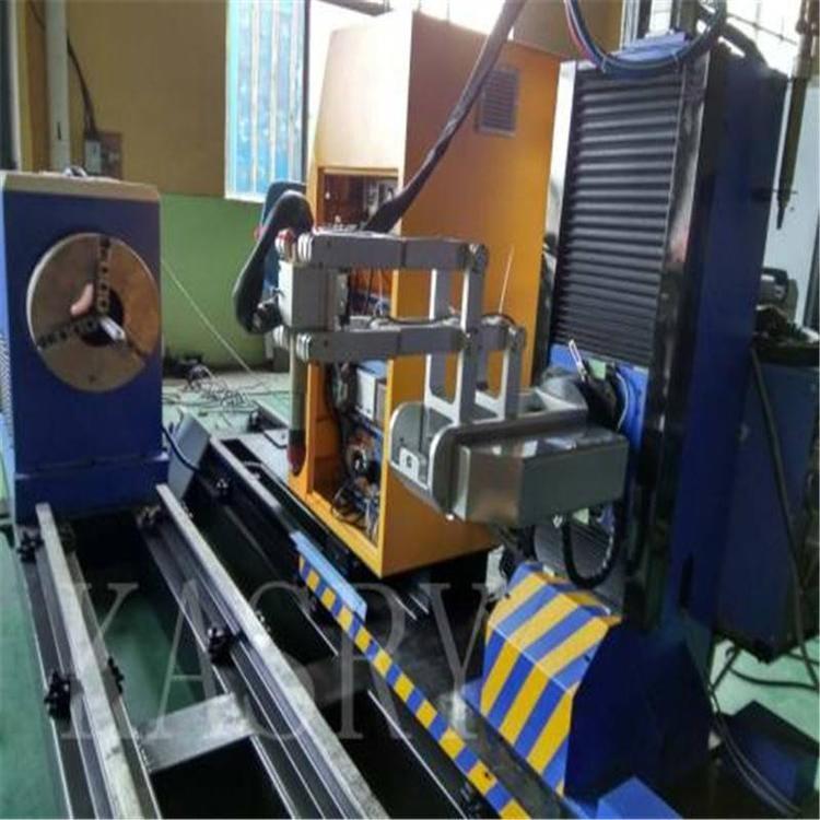 五轴相贯线切割机 数控管道切割设备