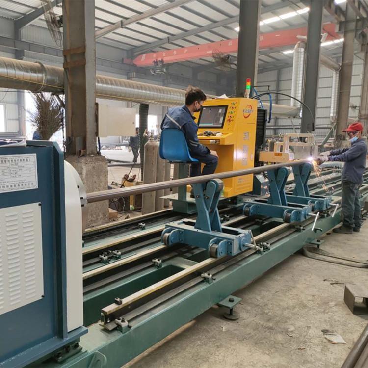 管材切割机 数控式自动切割机器人 凯斯锐相贯线切割机