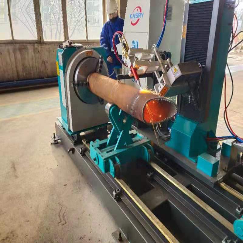 数控式钢管切割机 自动化等离子切割设备