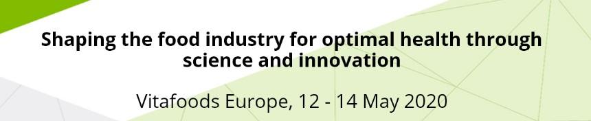 2020年瑞士健康原料/提取物品展 Vitafoods Europe