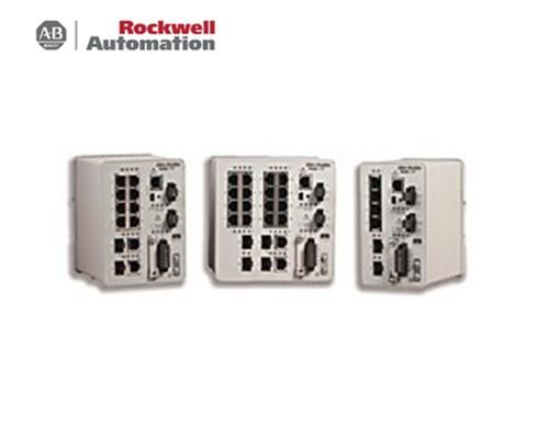 罗克韦尔1783-BMS4S2SGL管理型工业以太网交换机