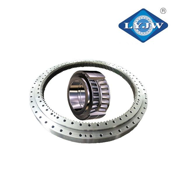 洛阳嘉维球柱混合式回转支承,非标回转支承生产厂家