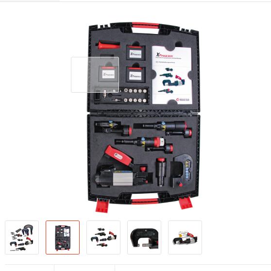 德国W S钣金工具 XTend铆接系统 原装进口