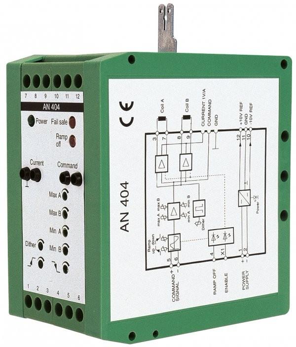 德国 PEES 伺服放大器  数字控制器AN404  原装正品