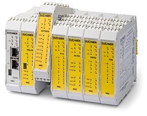 德国EUCHNER安士能 安全继电器 MBM-PN总线模块原装进口