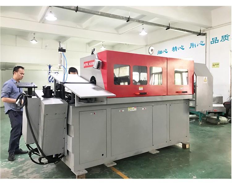 汽车头枕3D 6轴线材成型机3-8mm线径