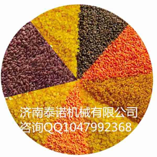 人造大米设备,黄金米生产线
