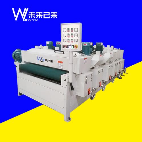 WL-1320六组2浮雕拉丝机