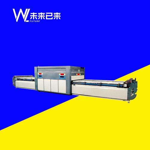 WL-2480F真空覆膜机