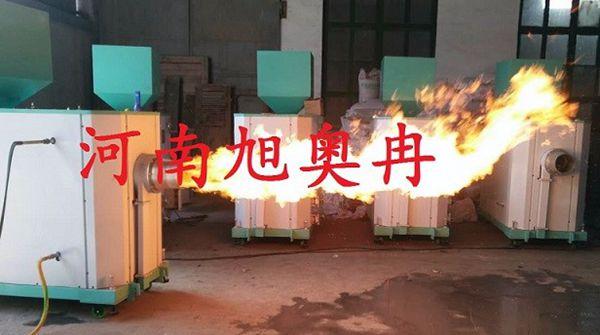生物质颗粒燃烧机怎样和锅炉匹配