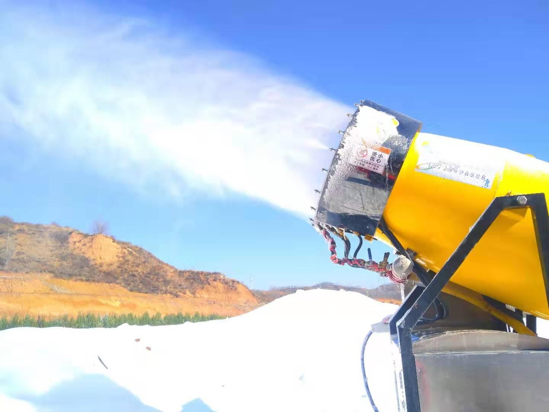 国产造雪机 人工造雪机环境要求 冰雪嘉年华