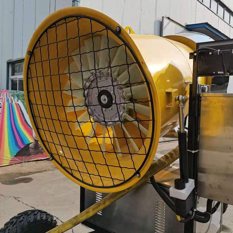 人工造雪 金耀 人工造雪机 移动式造雪机 雪地设备