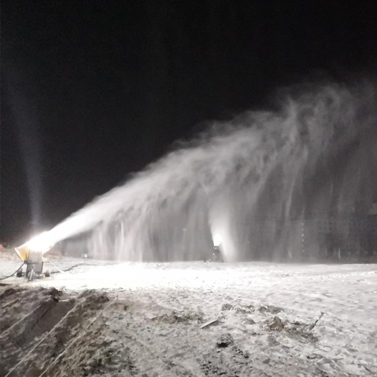 面积均匀造雪机 室外大型造雪机 国产造雪机