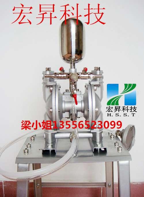 气动隔膜泵(标准型) (ADC-12 、台湾三丰)特惠供应