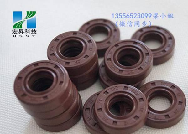 油封 齿轮泵配件  氟橡胶垫片