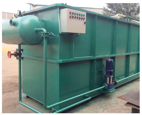 深圳市电子厂废水处理一体化设备