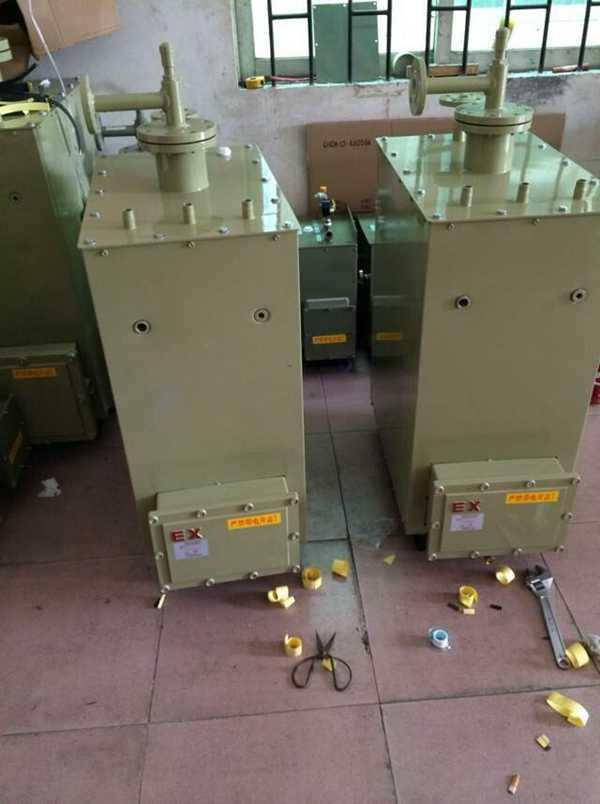 香港中邦100kg汽化器应用范围及其功能