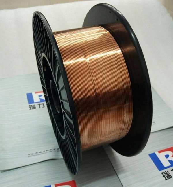 自动钎焊丝,适用于紫铜或黄铜工件的钎焊