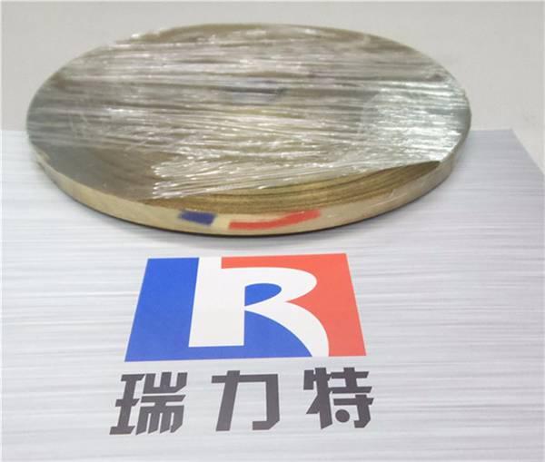 供应非晶焊片,适用电阻钎焊或者炉中钎焊