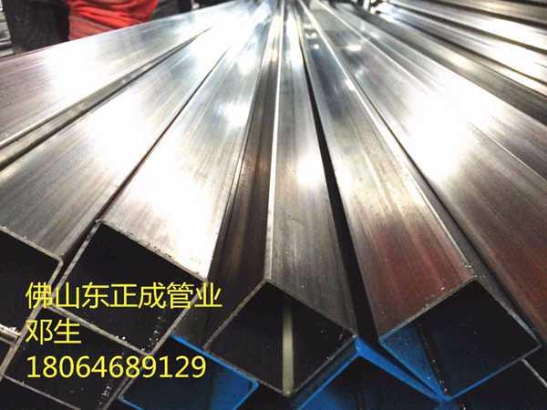 广西不锈钢方通厂家,拉丝304不锈钢方通现货