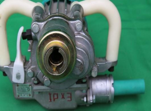 山东恒旺干式湿式煤电钻M15 M12煤钻机