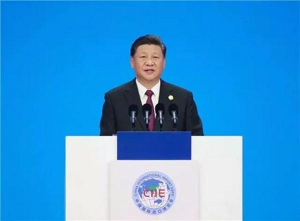 """40年,中国走向世界,世界走进中国!听进博会上的""""中国制造声音"""""""