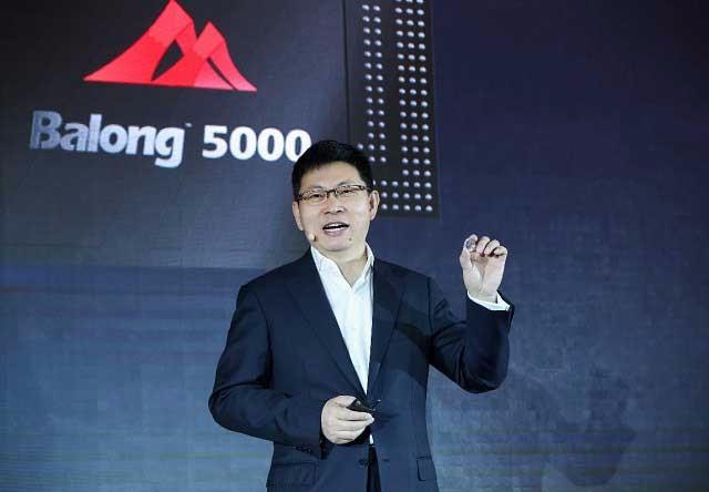 华为发布5G多模终端芯片(巴龙5000)全面开启5G时代