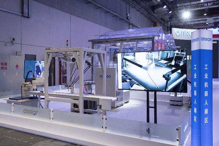 """欧姆龙:不断进化的FA技术携手""""智能 """"为中国制造业转型升级赋能"""