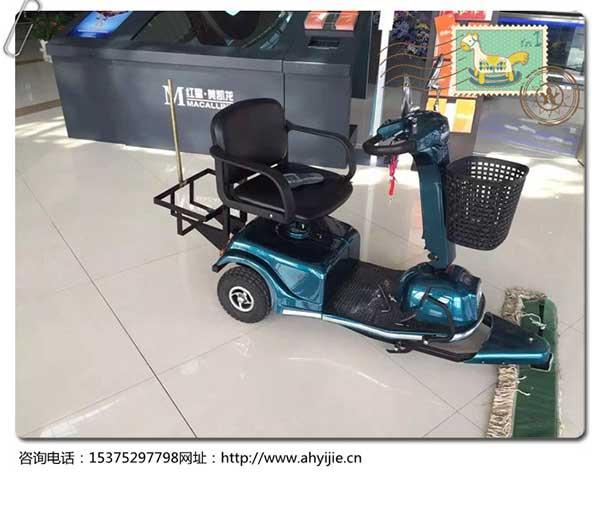 安徽易洁WL-CT900驾驶式尘推车