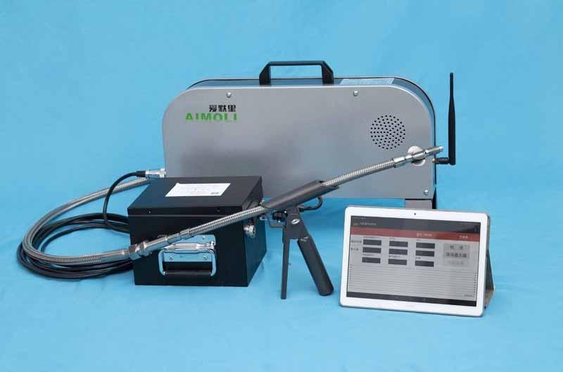 河北爱默里AML-202型透射式烟度计柴油车尾气检测