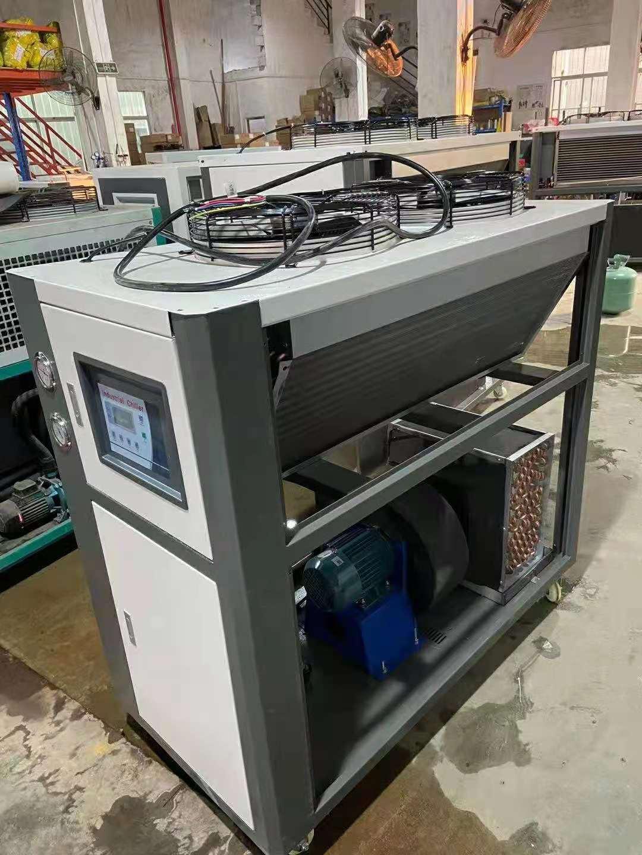 粉末降温专用冷风机  熔喷布极速降温制冷装置  工业冷风机厂家