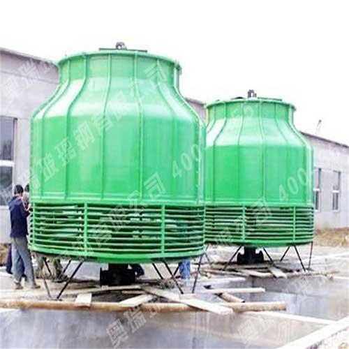 奥瑞供应圆形逆流式冷却塔