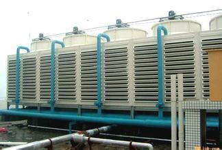 山东奥瑞HRT-150低噪音方形横流式冷却塔厂家中央空调专用冷却塔