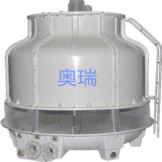新疆高温圆形污水冷却塔GLT150T工业污水处理冷却塔