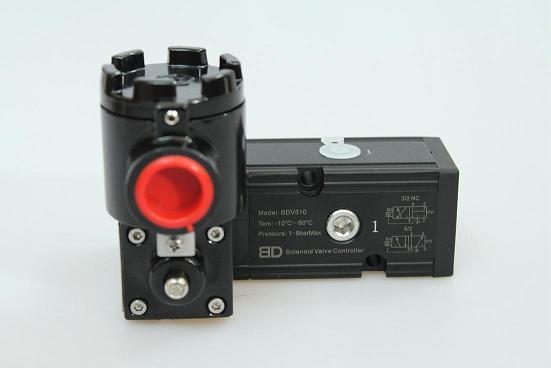 粉尘防爆DIPA20TAT6电磁阀BDV510C5-24