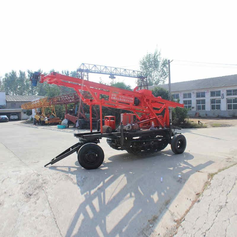 BK-工地专用水井钻机 降水井钻机