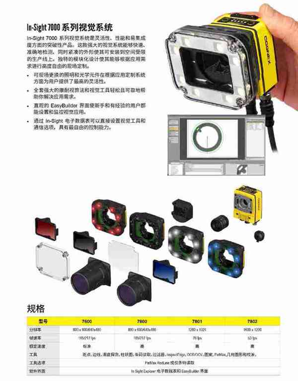 CCD视觉检测自动识别系统