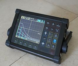 NDT610全数字智能超声波探伤仪