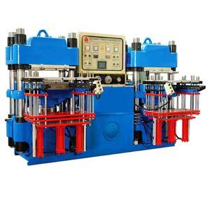 高精密度自动快速前顶3RT开模热橡胶硫化机