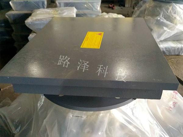 成品弹性钢支座固定支座QZ2000GD行业标杆